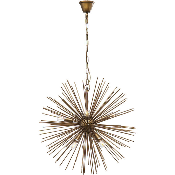 lampada metallo kare design lops arredi