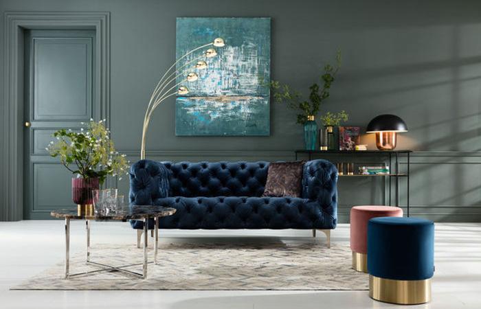 divano e lampade kare design lops arredi
