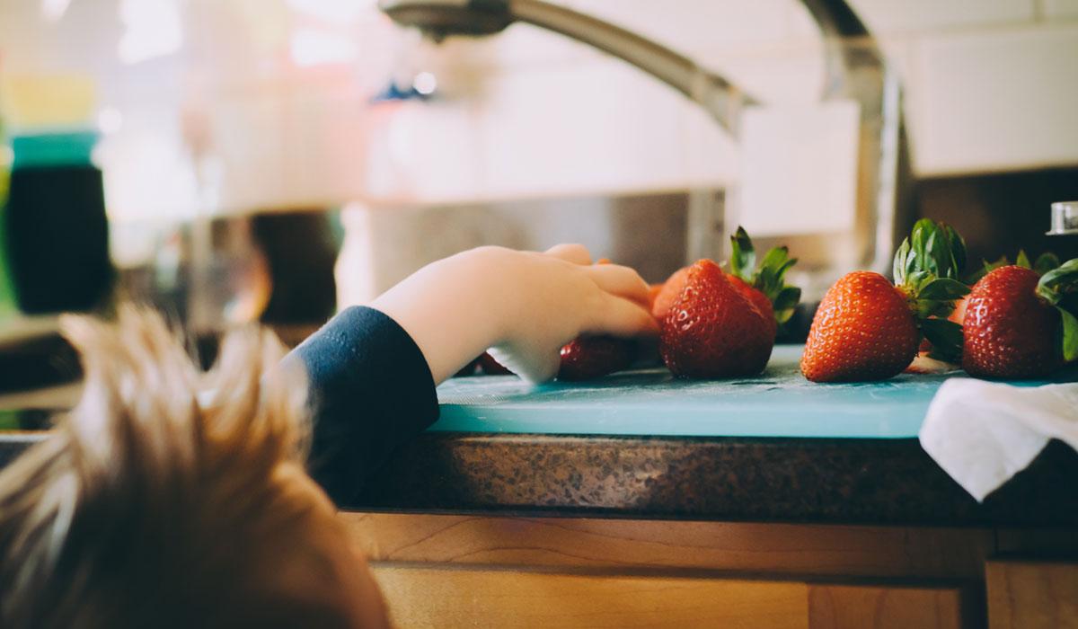 Arredare la cucina con materiali atossici