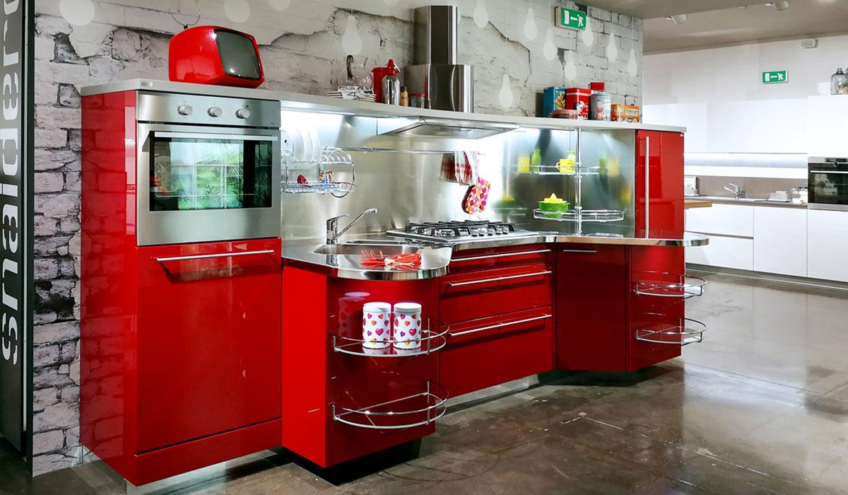 Cucina-Snaidero-Skyline-Lops-Trezzano - Lops Arredamento