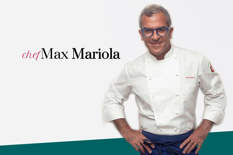 Chef Max Mariola evento cucine Lops
