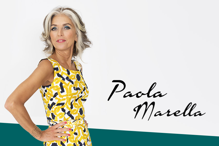 Paola Marella evento cucine Lops