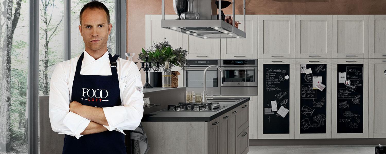 Lops showcooking cucine Simone Rugiati