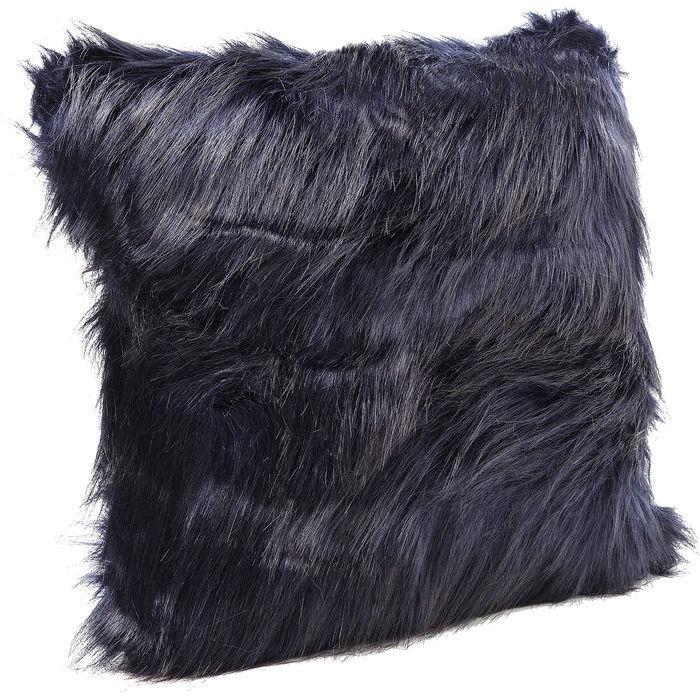 Idee regalo Lops Kare cuscino peloso nero