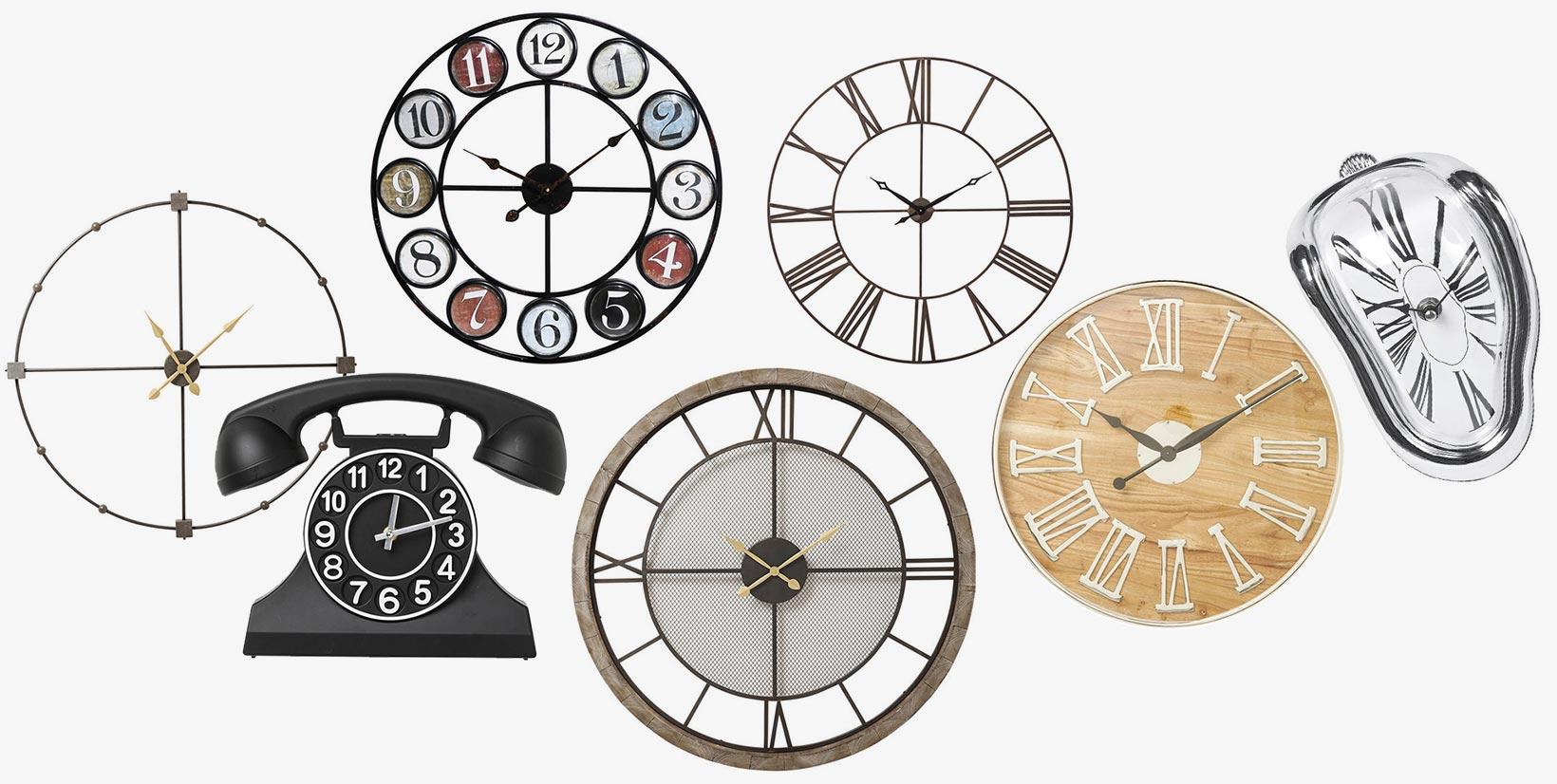 orologi da parete per la casa idee regalo Lops
