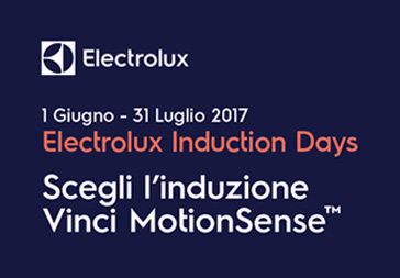 Electrolux Induction Days
