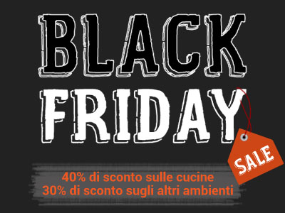 Black Friday: un weekend di sconti speciali