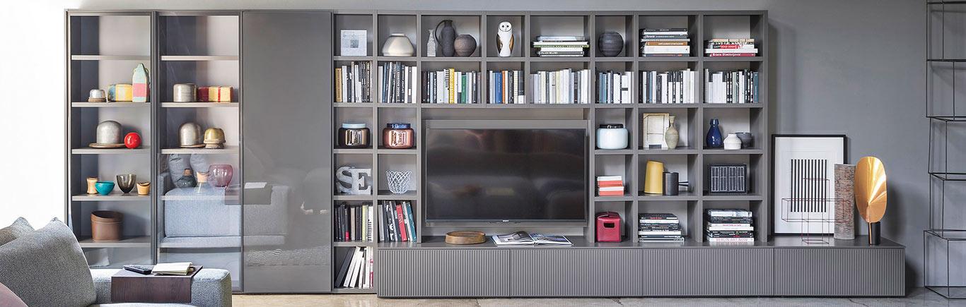 Soggiorno Milano: mobili e arredamento soggiorni e salotti | Lops