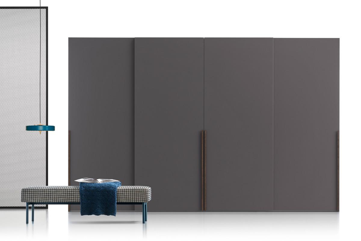 Armadi camere da letto letti armadi como e comodini for Armadio moderno camera da letto
