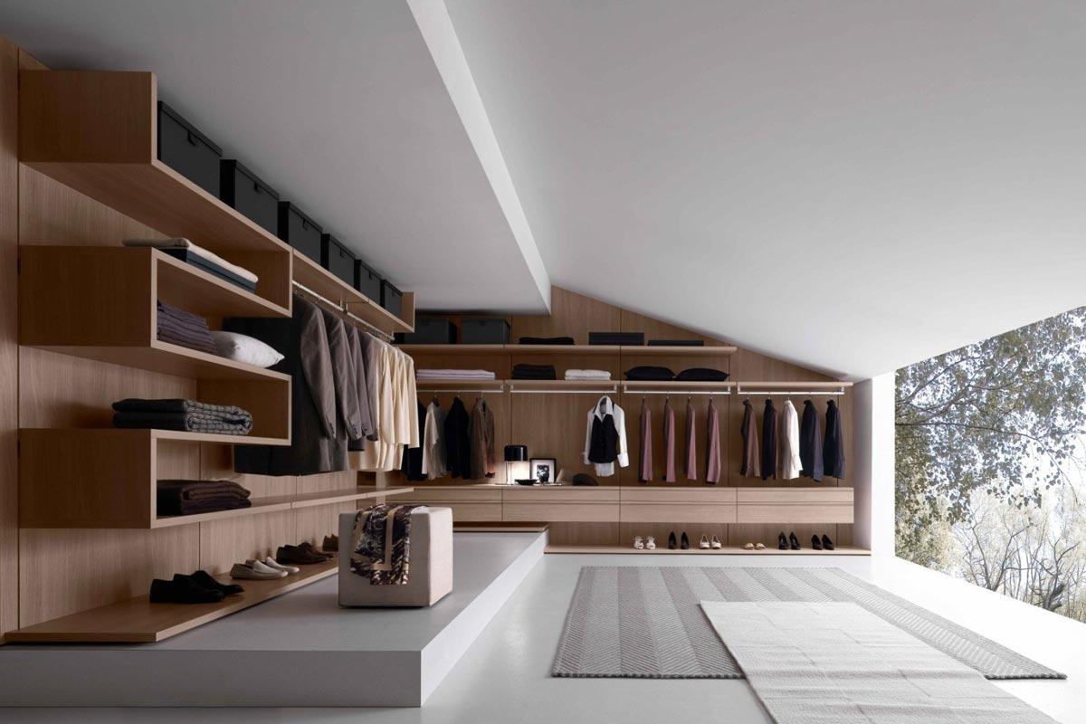 Cabina armadio moderna Presotto Varius - Acquistabile in Milano e ...