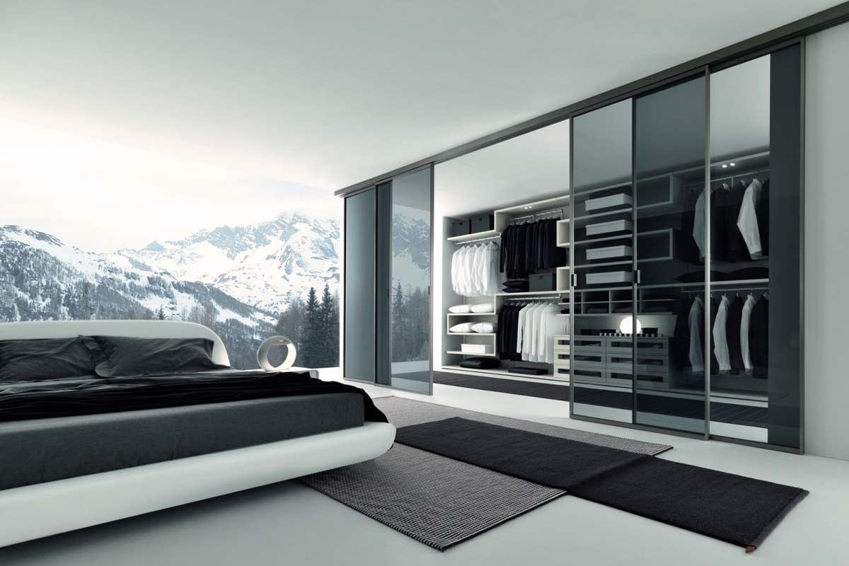Cabina armadio moderna Presotto Progetto Varius - cabine-armadio ...