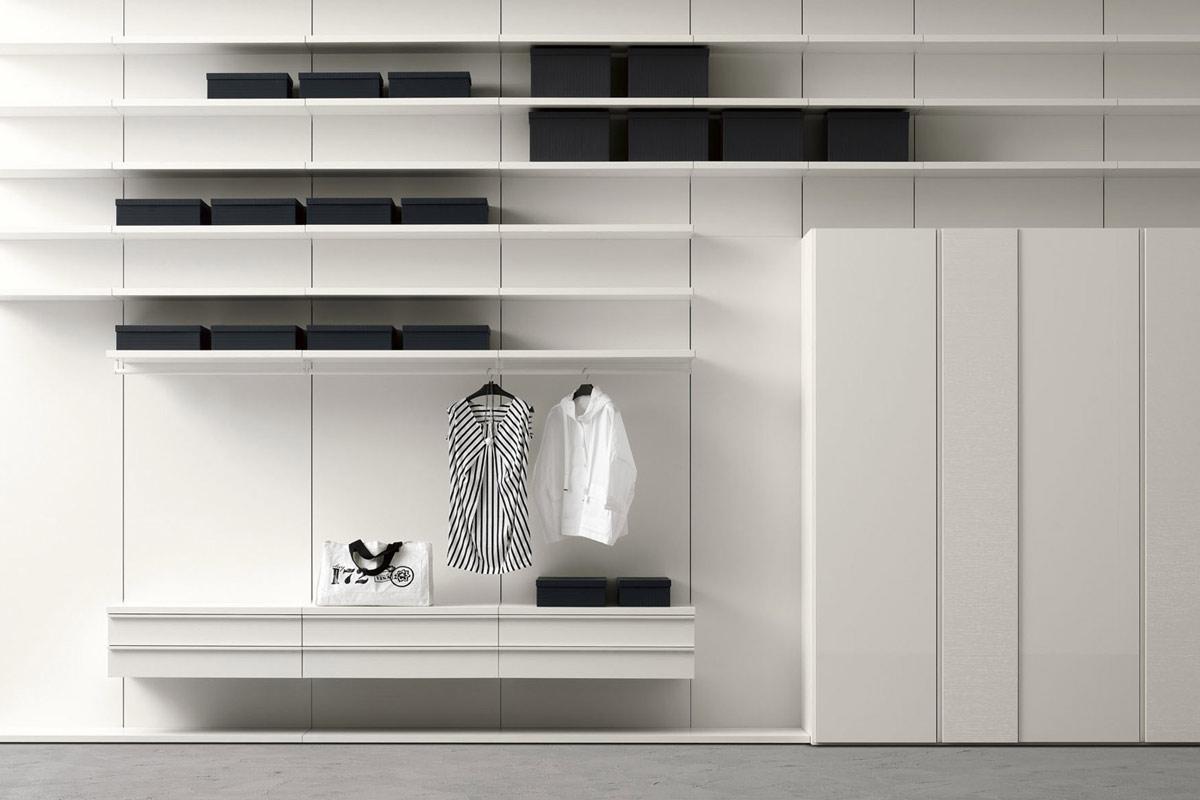 Best cabina armadio moderna gallery for Piermarini arredamenti catalogo