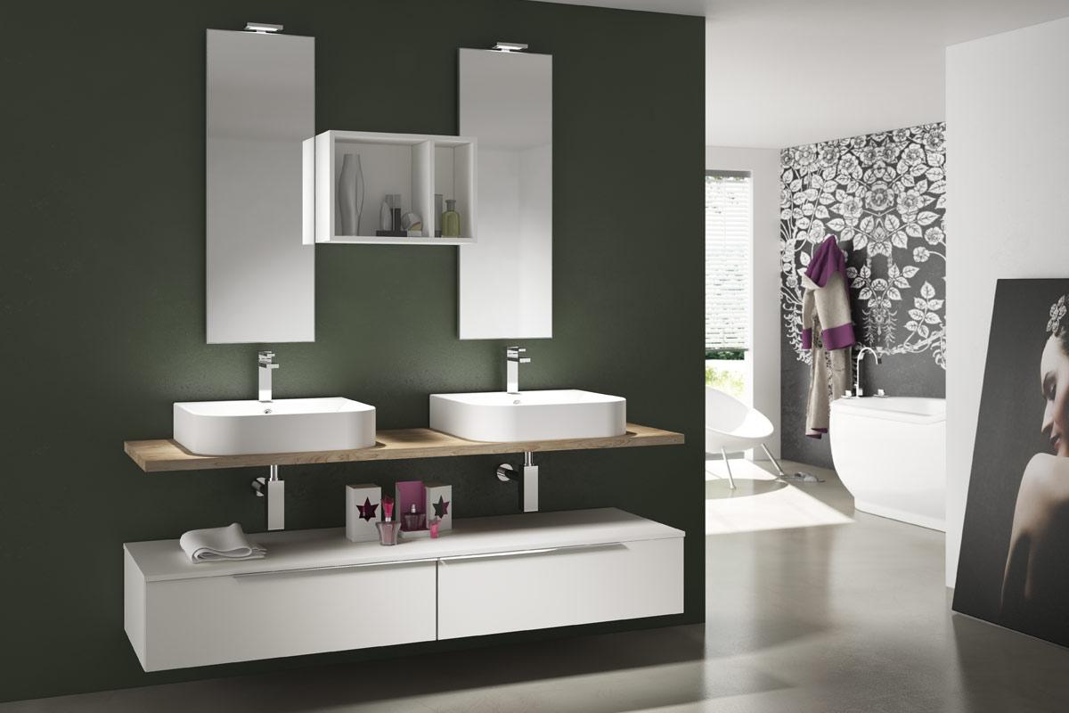 arredo bagno moderno easy lops new progetto 1 bagni