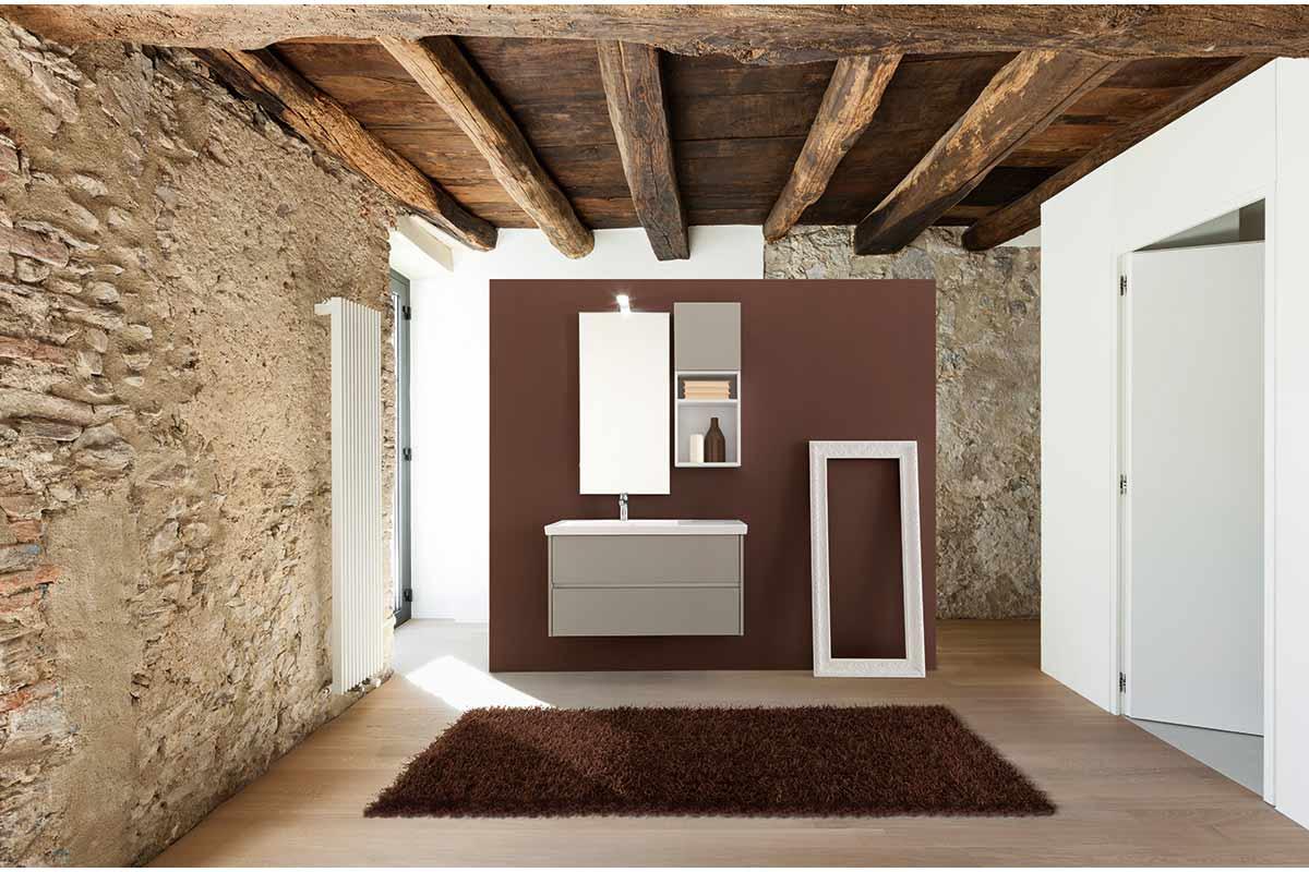 Arredo bagno moderno Top Lops Millestone - Acquistabile in Milano ...