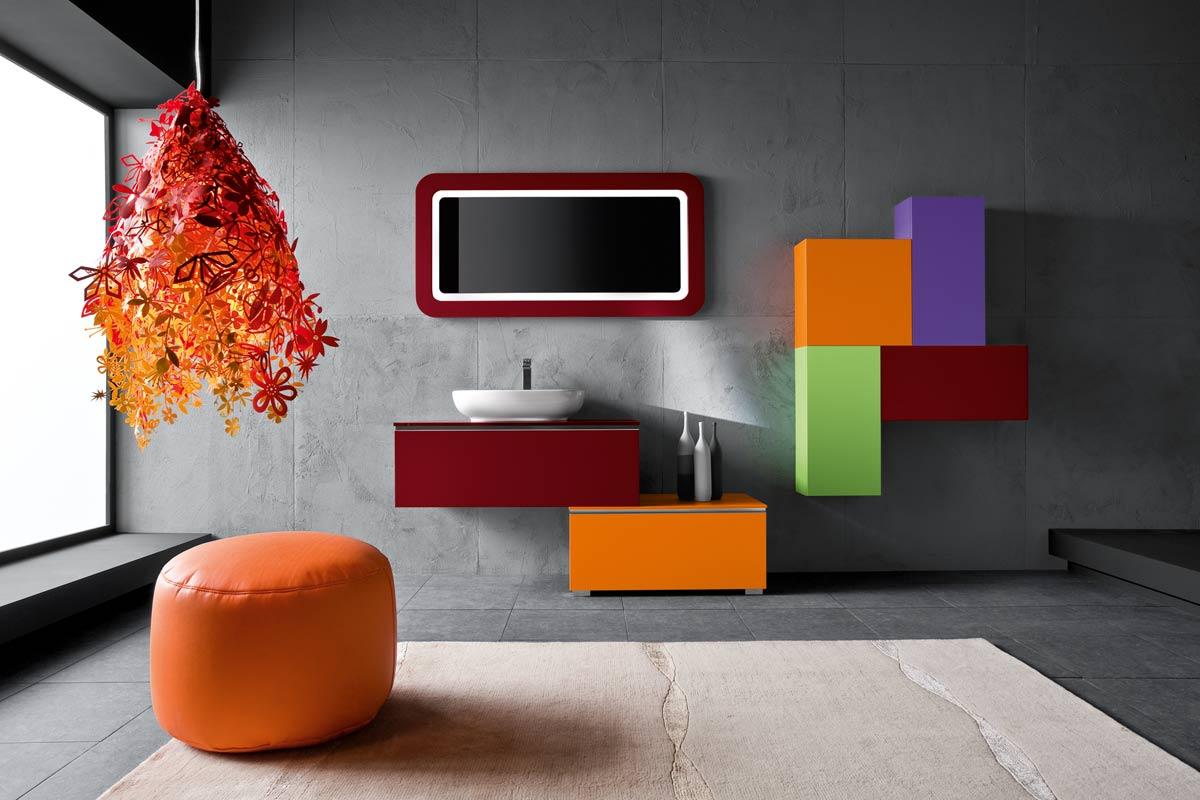 Bagni moderni particolari berloni bagno shows in its for Lops arredo bagno