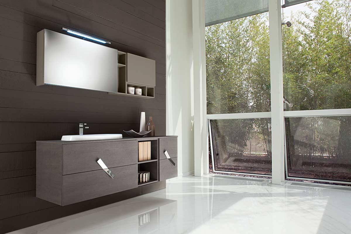 Arredo bagno moderno top lops momi lab maniglia - Arredi bagno moderni ...