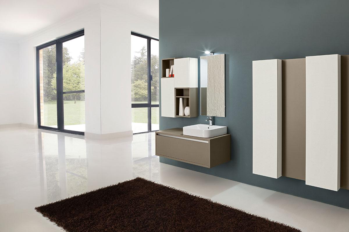 Arredo bagno moderno top lops ely acquistabile in milano for Arredo bagno monza e brianza