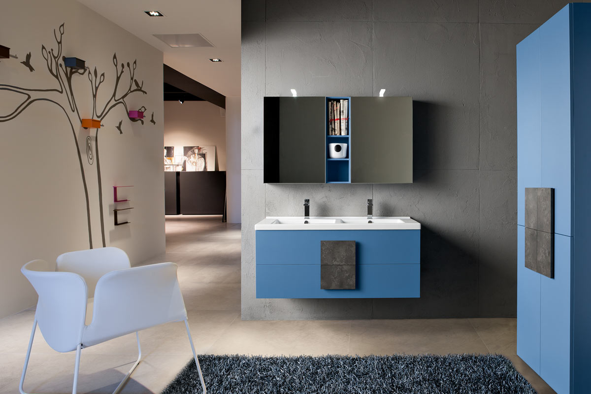 Stunning Accessori Bagno Moderno Contemporary - Amazing House Design ...