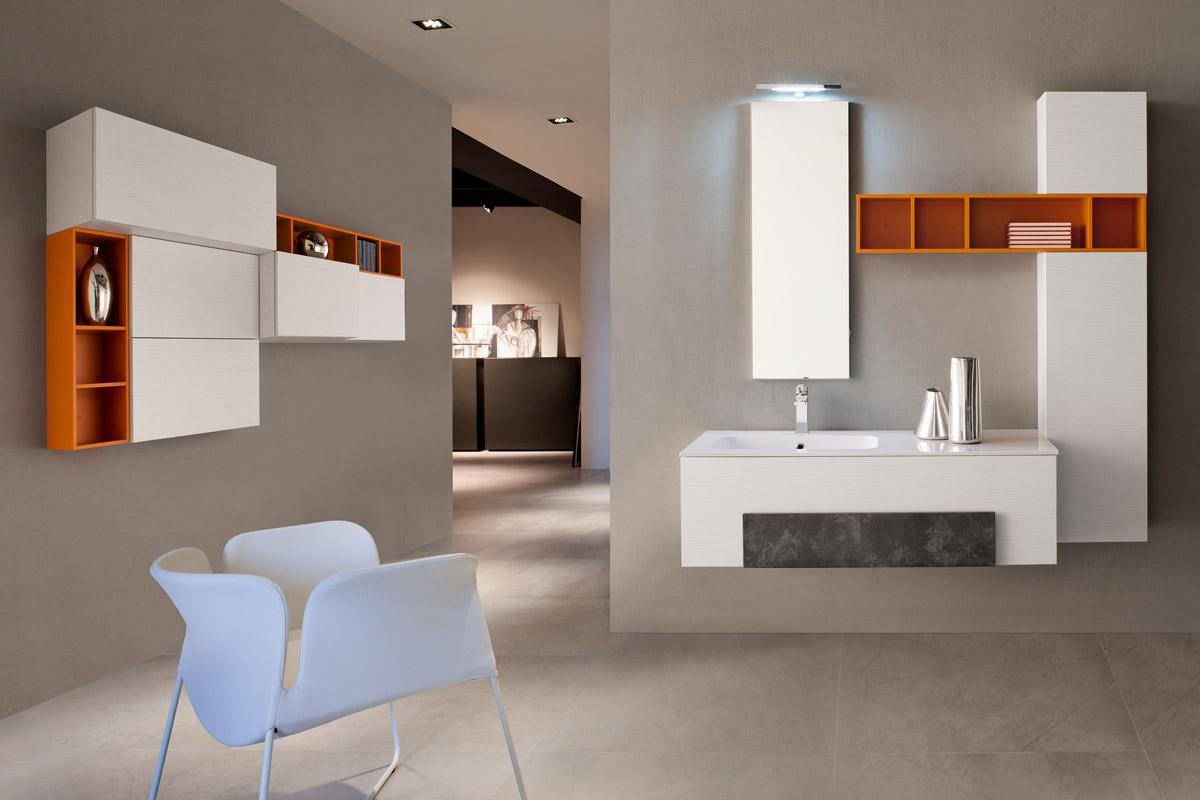 arredo bagno moderno lops top space