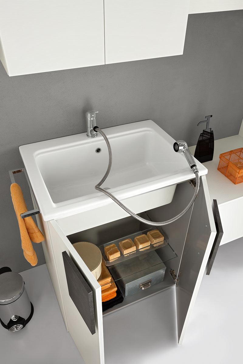 arredo bagno moderno collezione lops space lavanderia 7