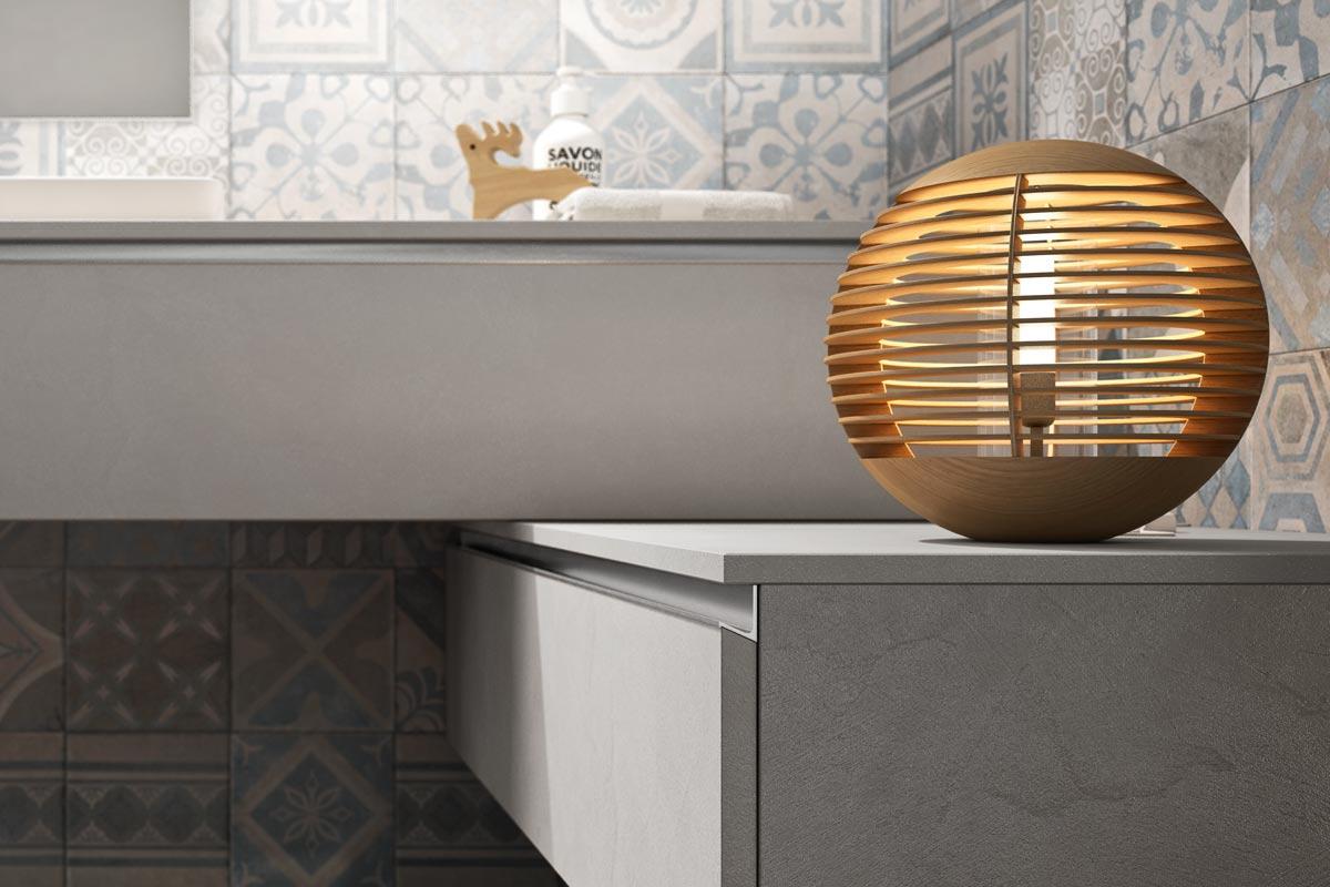 Arredo bagno moderno top lops aria progetto 1 bagni for Lops arredo bagno