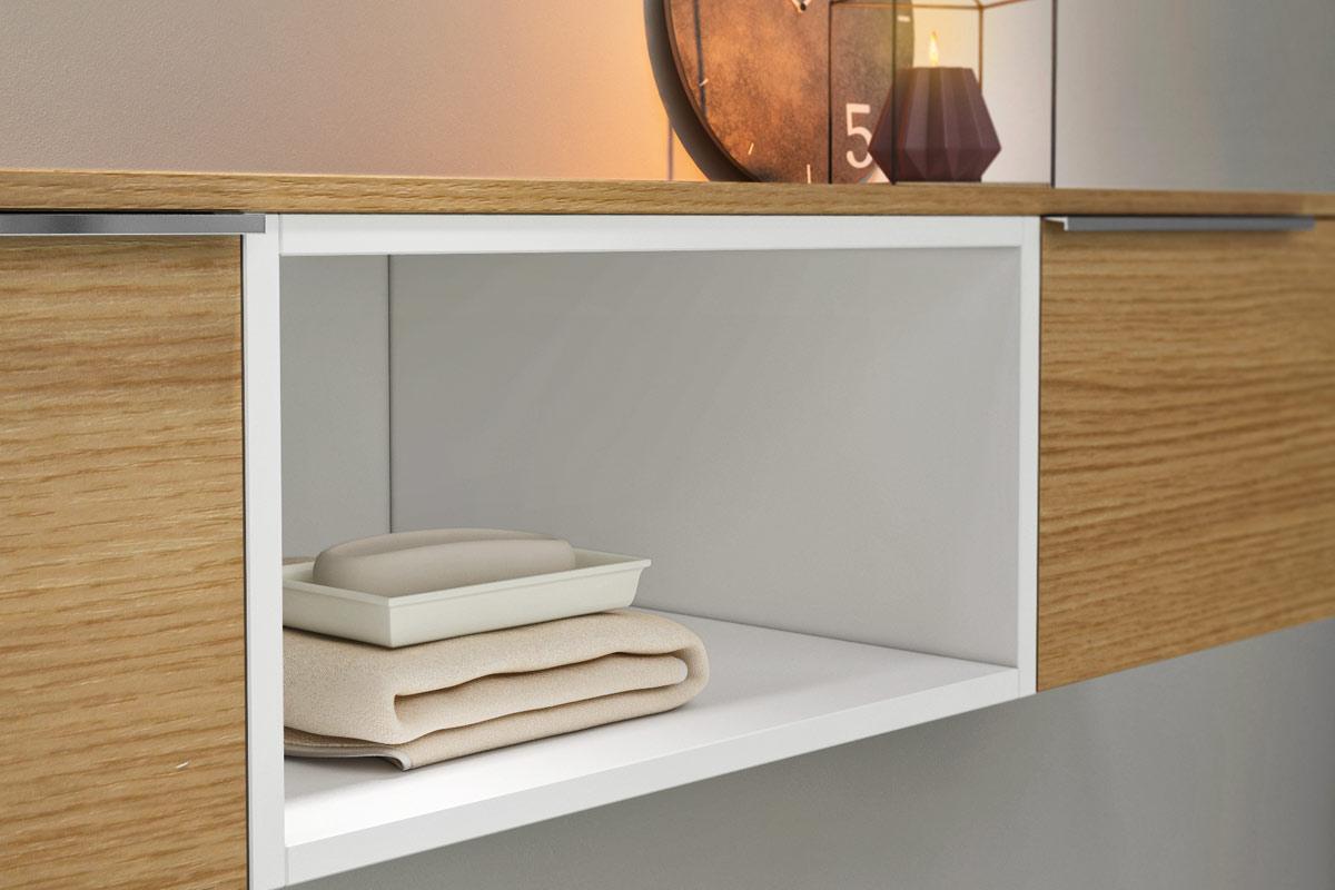 Arredo bagno moderno Top Lops Aria Progetto 5 - Acquistabile in ...