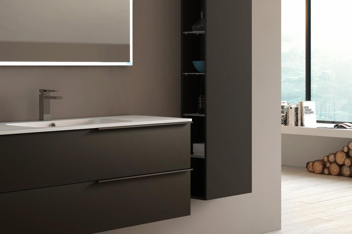 Arredo bagno moderno top lops aria progetto 6 bagni for Lops arredo bagno