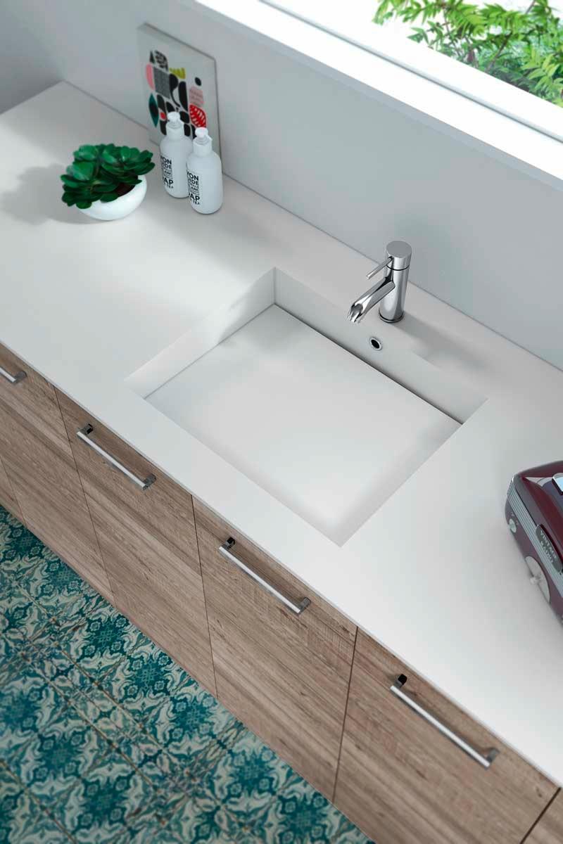 Arredo bagno lavanderia Top Lops Quick Progetto 2 - Acquistabile ...