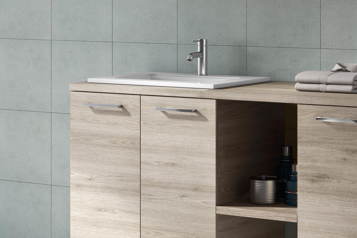 Arredo bagno lavanderia Easy Lops Quick Progetto 3 - Acquistabile ...