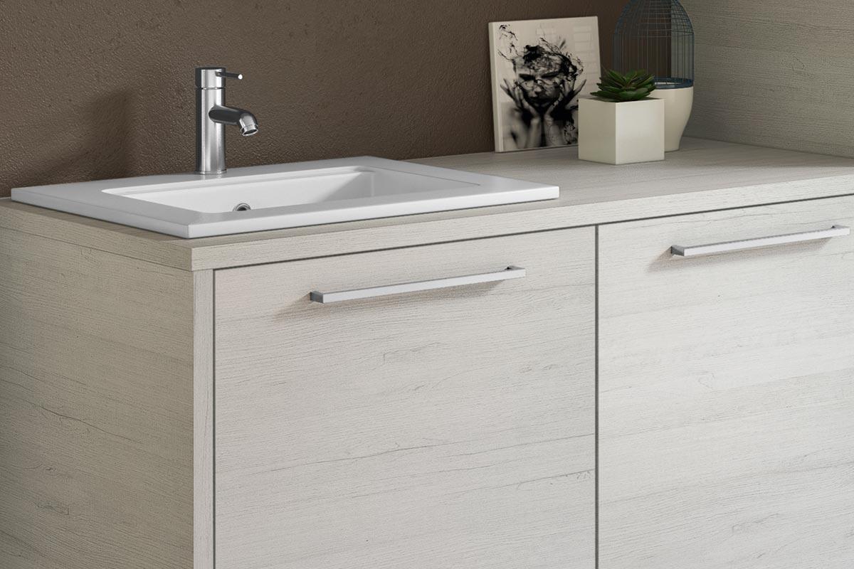 Arredo bagno lavanderia Top Lops Quick Progetto 4 - Acquistabile ...