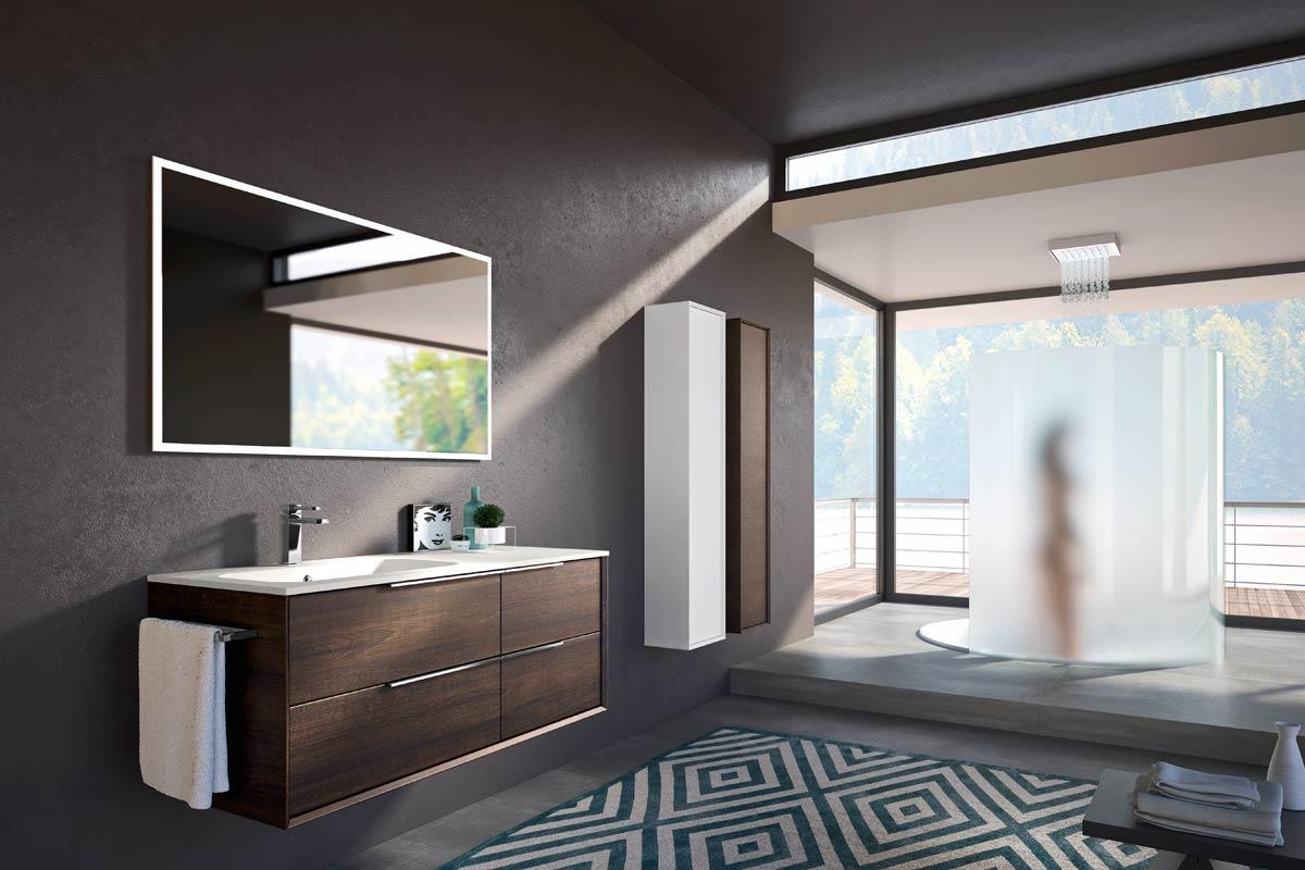 Arredo bagno moderno top lops urban progetto 4 bagni for Lops arredo bagno