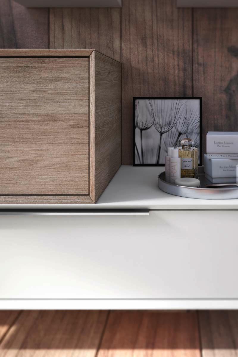 Arredo bagno moderno top lops urban progetto 5 for Arredo bagno monza e brianza