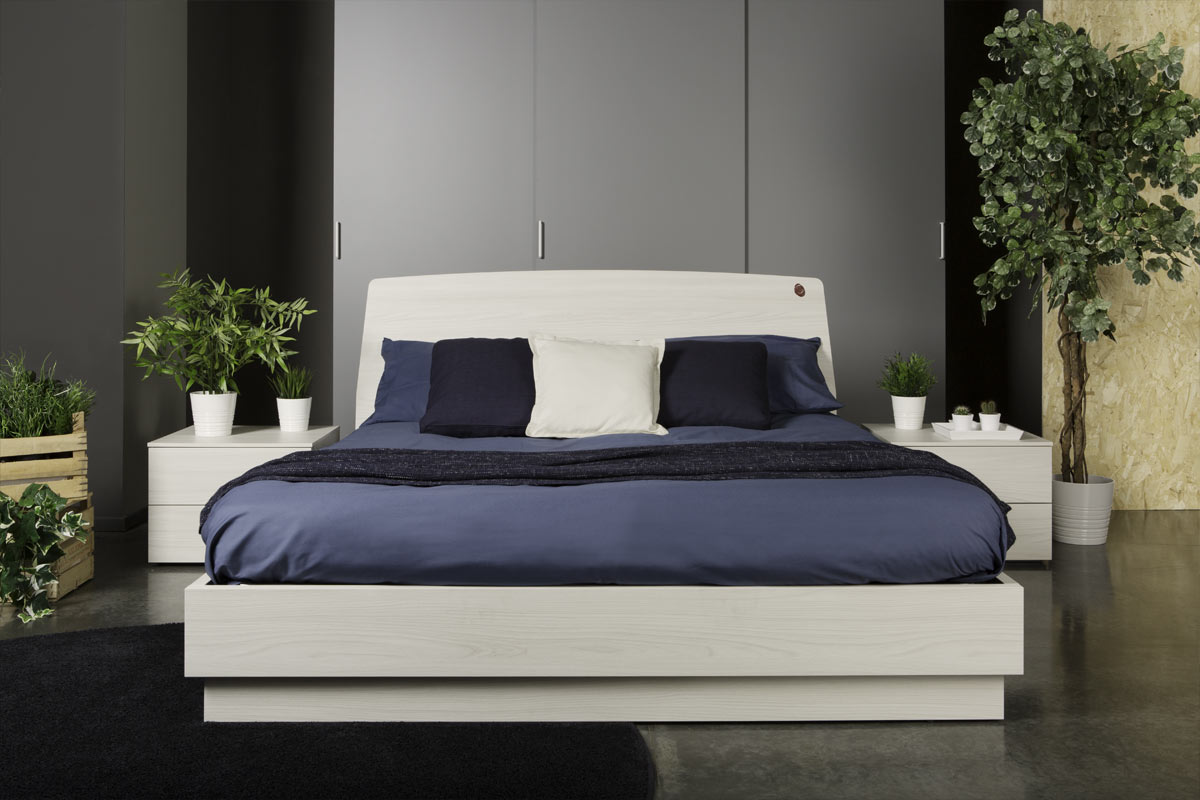 Letto matrimoniale moderno Easy Lops Andromeda