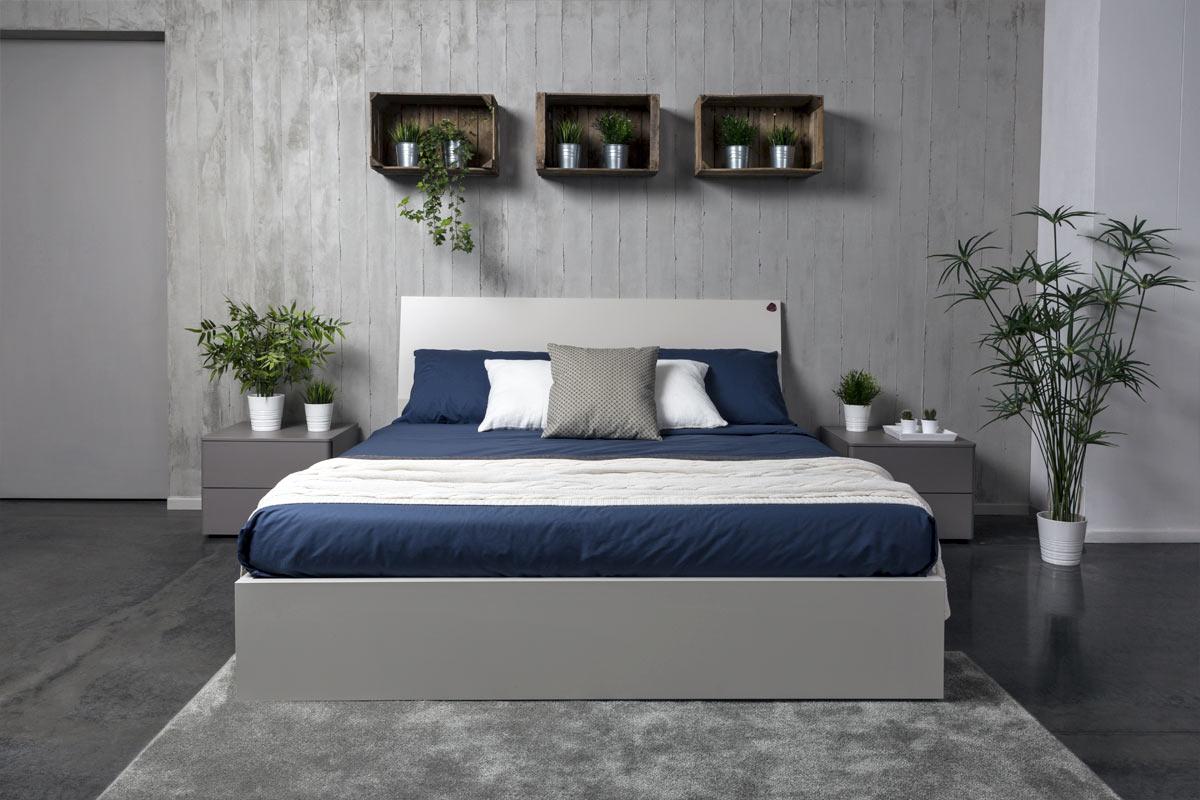 Letti camere da letto letti armadi como e comodini - Cerco camera da letto usata milano ...