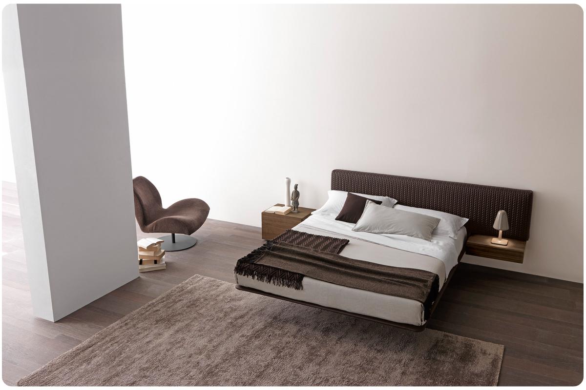 Letto moderno la scelta giusta variata sul design for Design moderno del letto