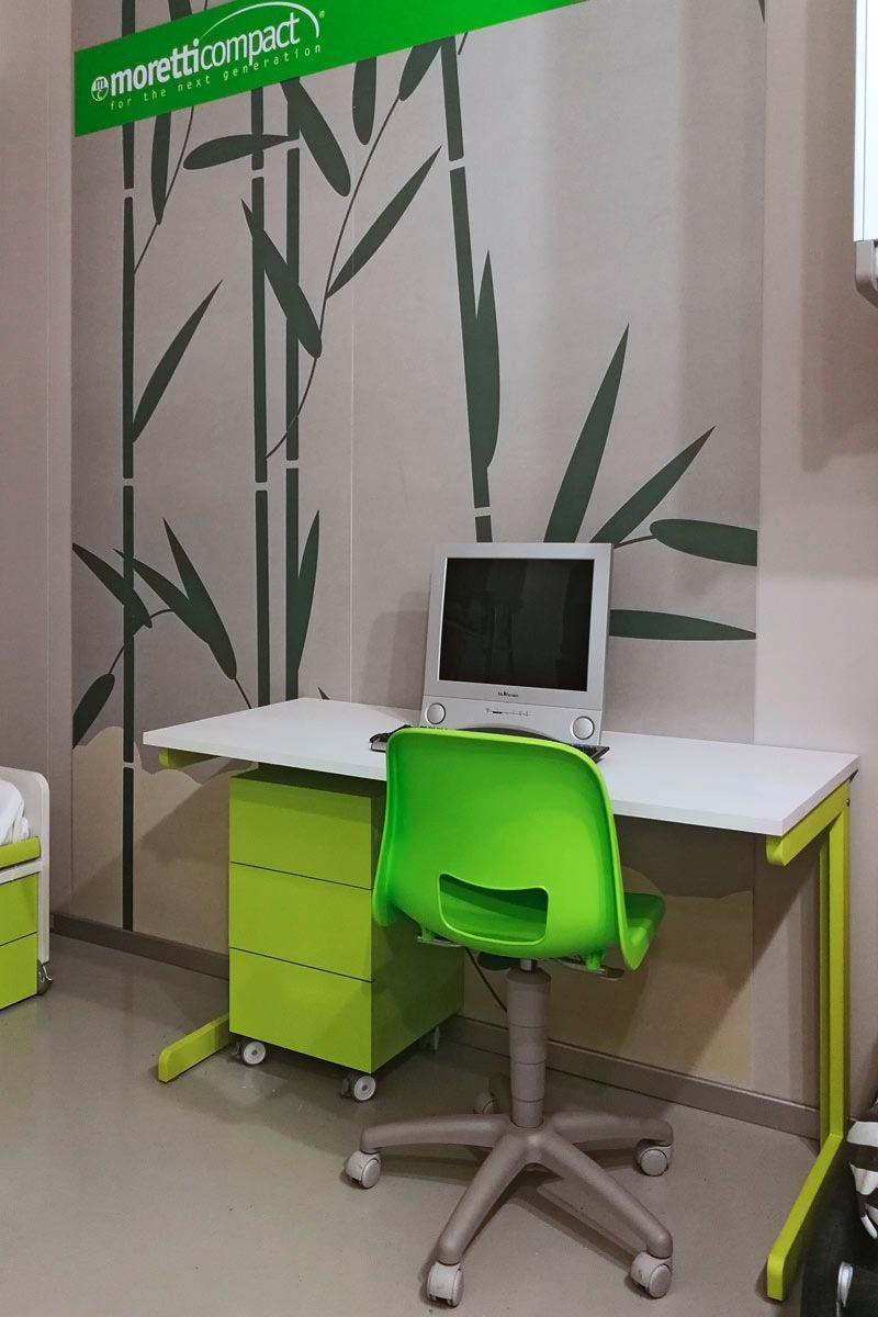 Cameretta Outlet Moretti Compact Logic CI - Acquistabile in Milano e ...