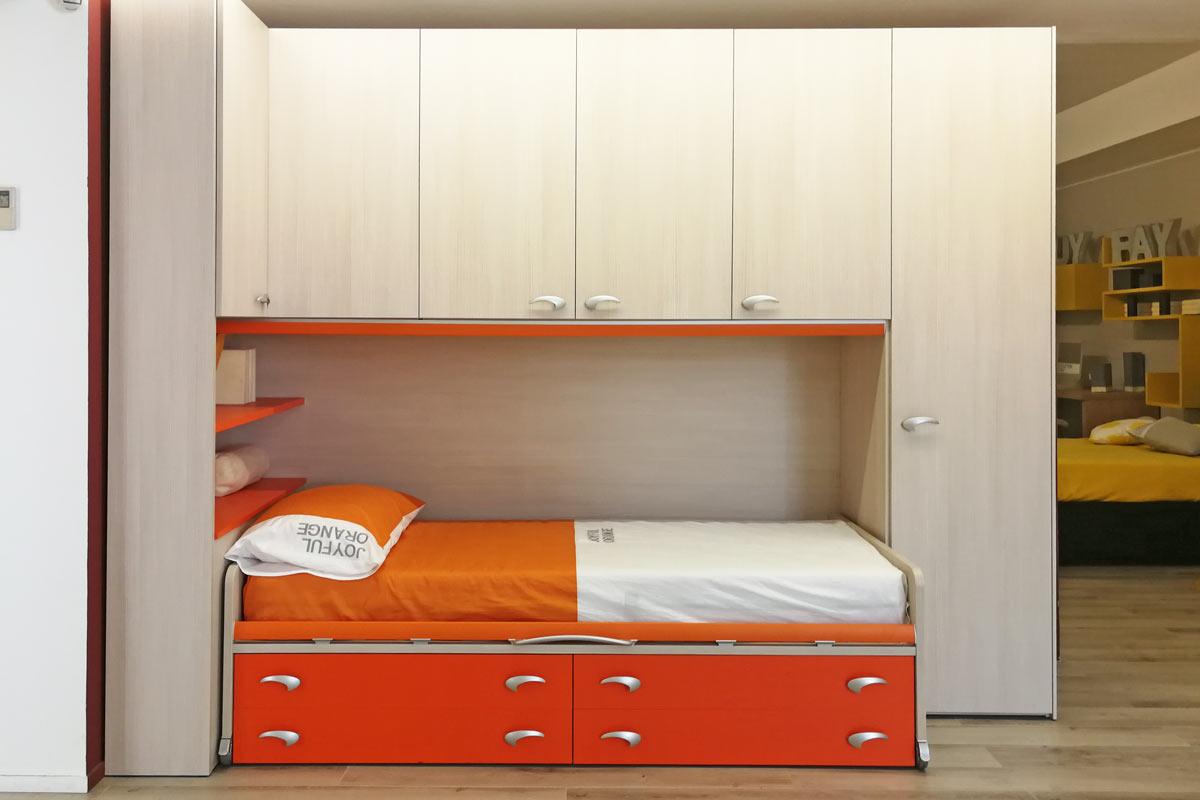 Cameretta Outlet Moretti Compact Space TR - Acquistabile in Milano e ...