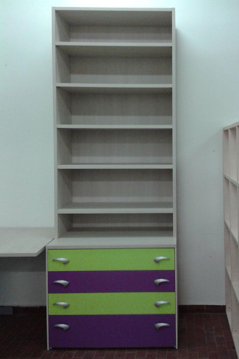 Libreria outlet moretti compact m04 acquistabile in for Outlet arredamento milano e provincia