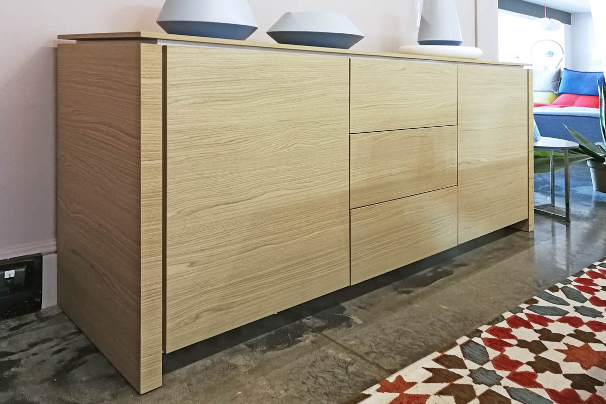 Madia outlet Calligaris Mag Natural TR - outlet-mobili ...