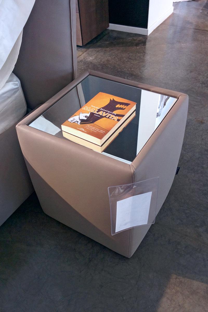 Comodino Outlet Collezione Lops Ares specchio - outlet-mobili ...