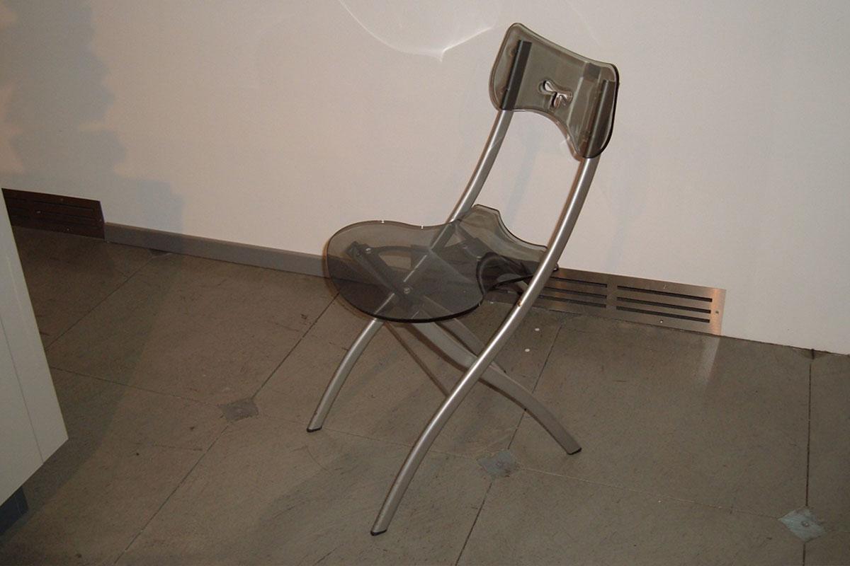 Sedia outlet collezione lops oz82 acquistabile in milano for Outlet della sedia milano
