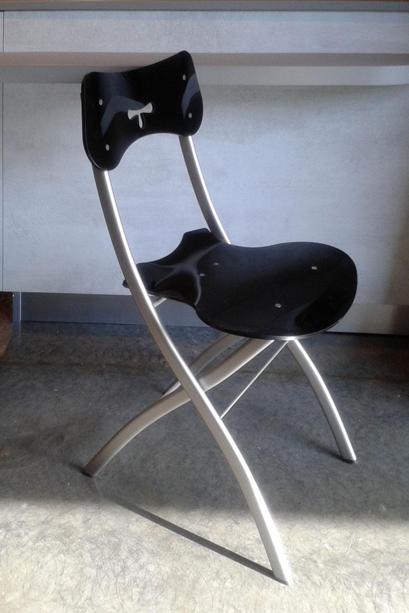 Sedia outlet collezione lops oz97 acquistabile in milano for Outlet della sedia milano