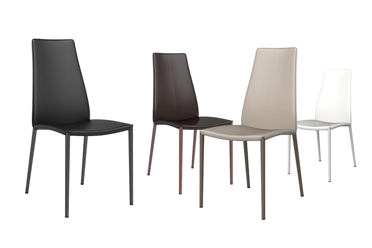 Sedia moderna top lops aida sedie acquistabile in milano e
