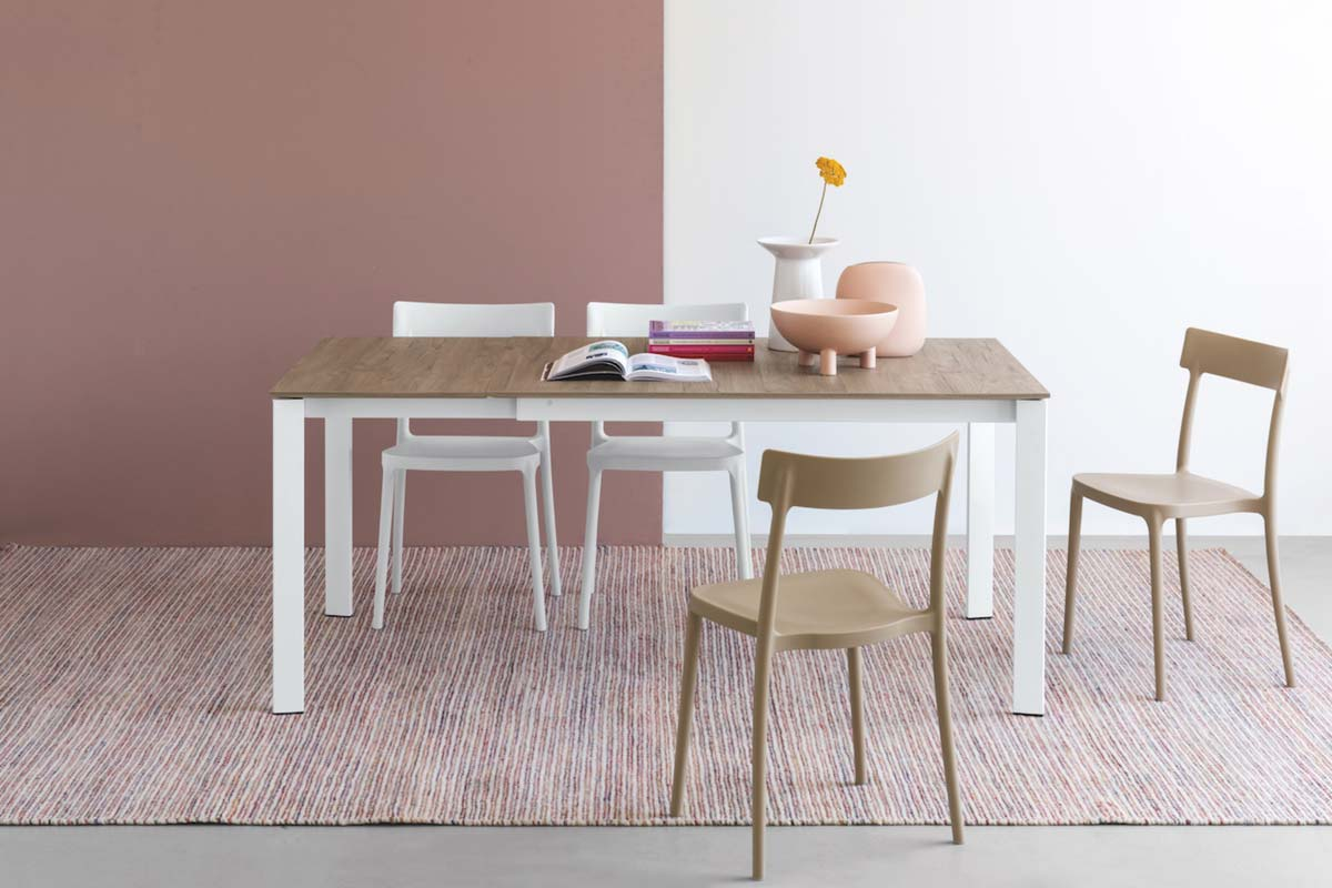 Sedia moderna calligaris connubia argo acquistabile in for Sedia milano calligaris