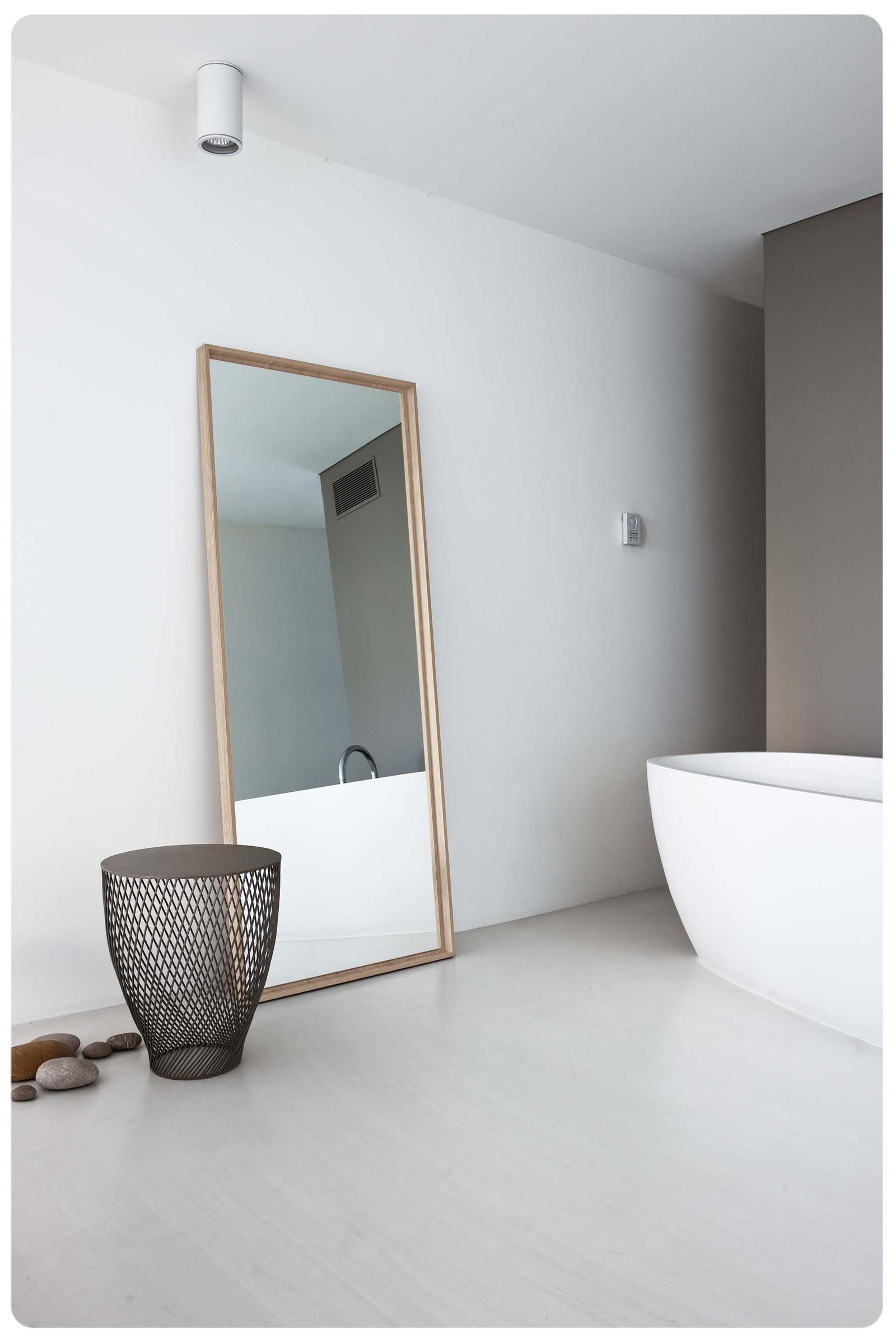 Specchi rettangolari moderni i mobili bagno moderni consigli e soluzioni arredo specchi del - Specchi bagno moderni ...