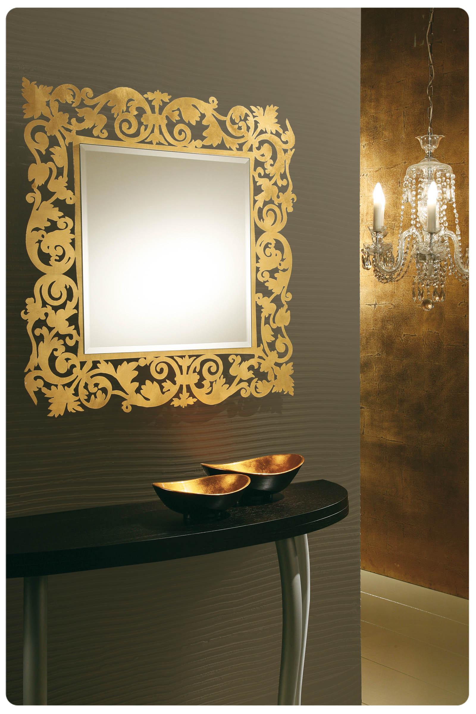 Specchio moderno riflessi romantico acquistabile in - Specchio romantico riflessi prezzo ...