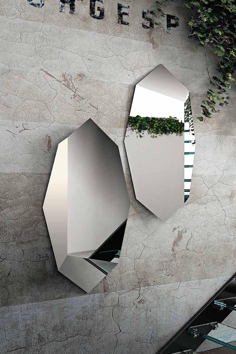 Forme Di Specchi Particolari.Specchi Milano Il Tuo Negozio Di Specchi Lops