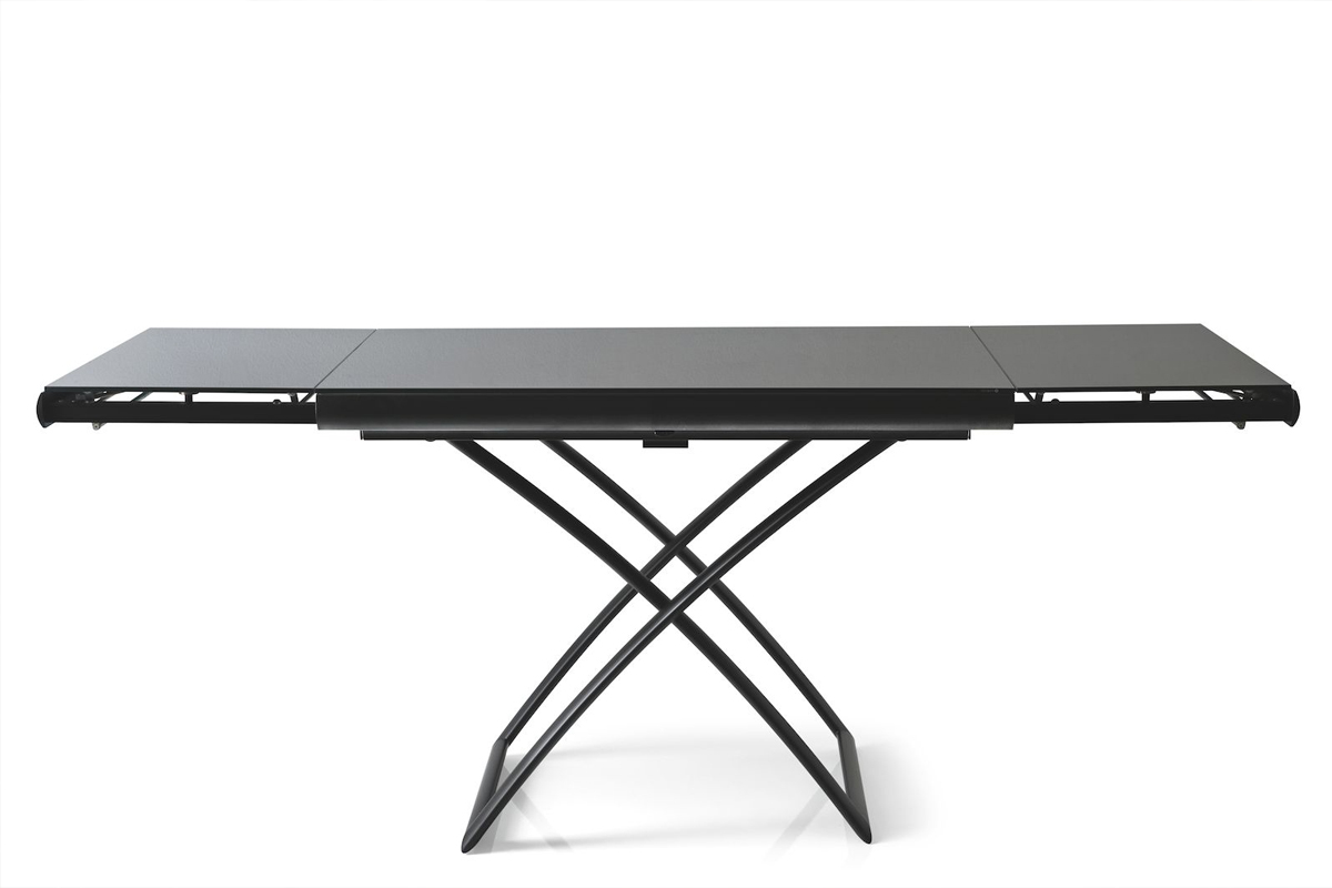 Tavolino moderno trasformabile calligaris dakota for Calligaris comodini