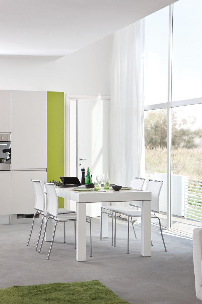 Tavoli e sedie per cucina moderna view images tavolo - Lube tavoli e sedie prezzi ...