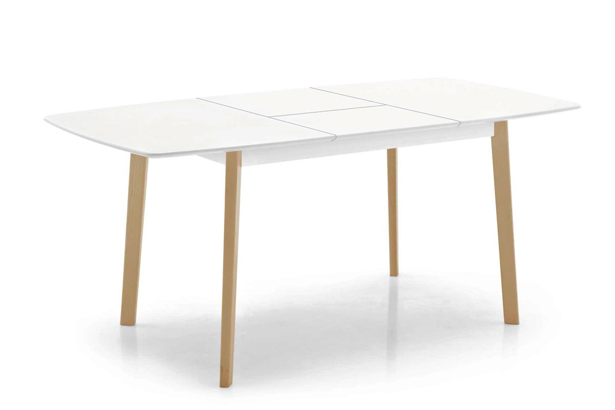 Tavolo moderno allungabile Calligaris Cream Table - Acquistabile ...